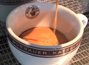 Cappuccino Latte macchiato Kaffee Murnauer Kaffeerösterei