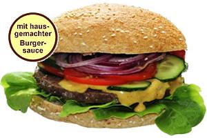 Der Tölzburger - der 100% Burger
