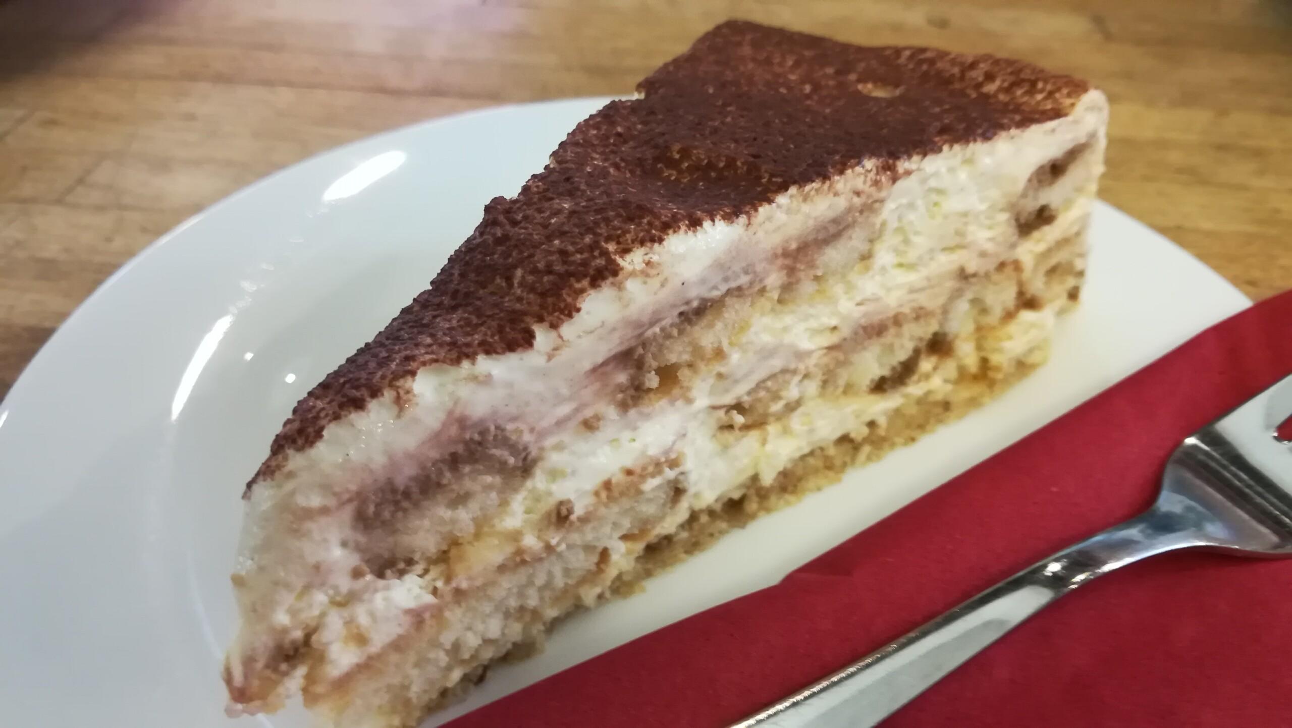Tiramisu-Torte - Backtheke Bioladen Biodelikat Bad Tölz