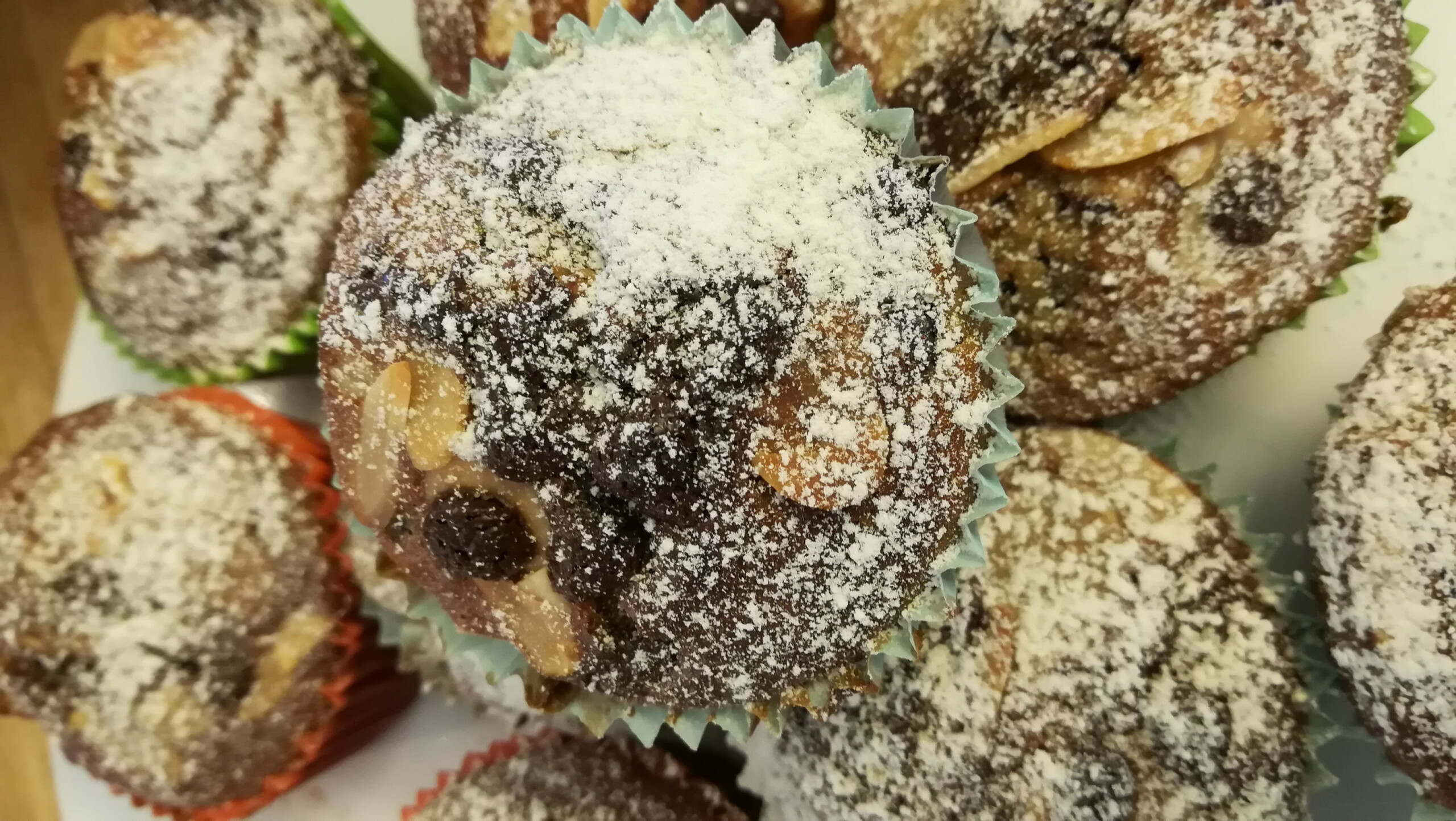 Blaubeer-Muffins - Backtheke Bioladen Biodelikat Bad Tölz