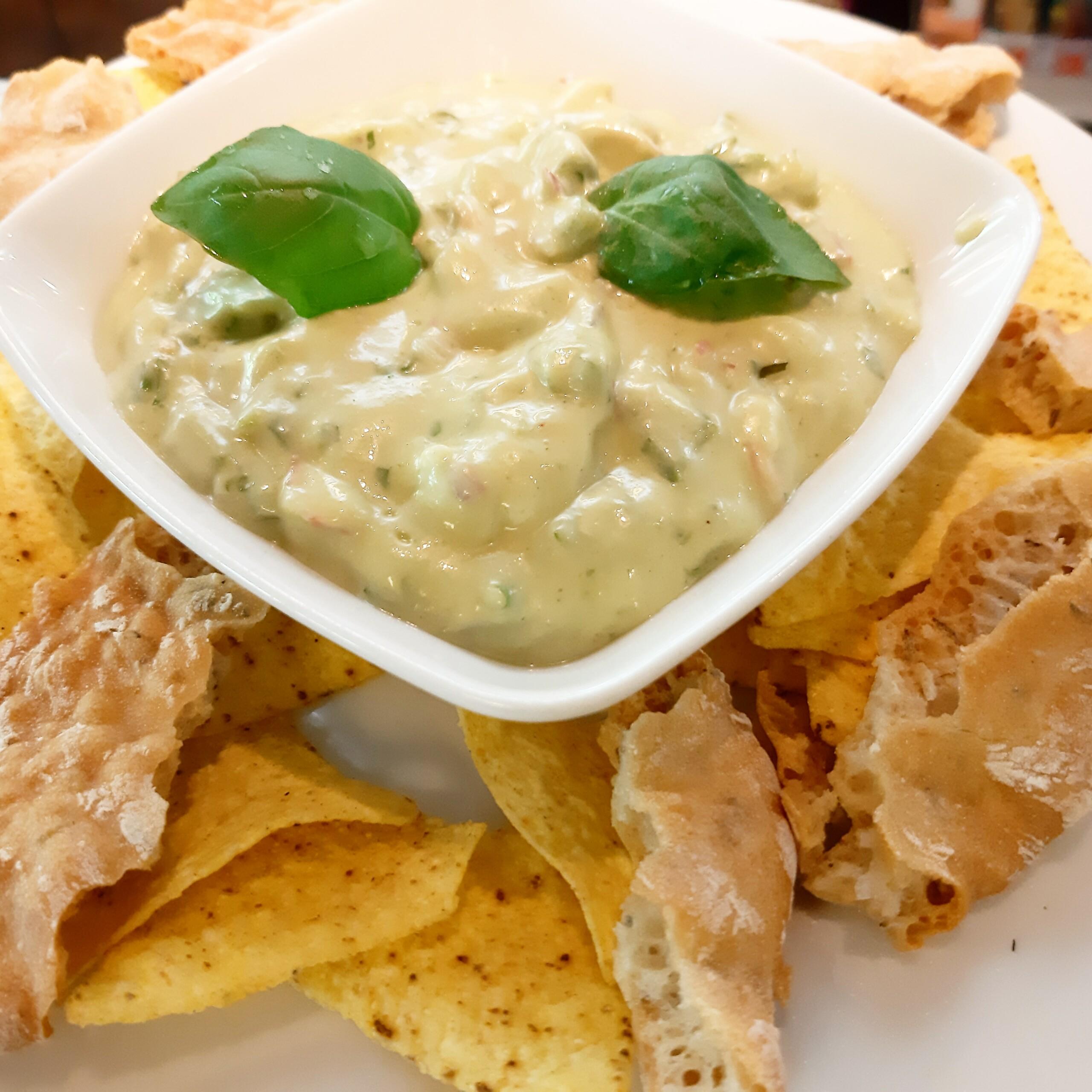 Hausgemachte Guacomole - Mittagstisch Mittagessen Biodelikat Bad Tölz