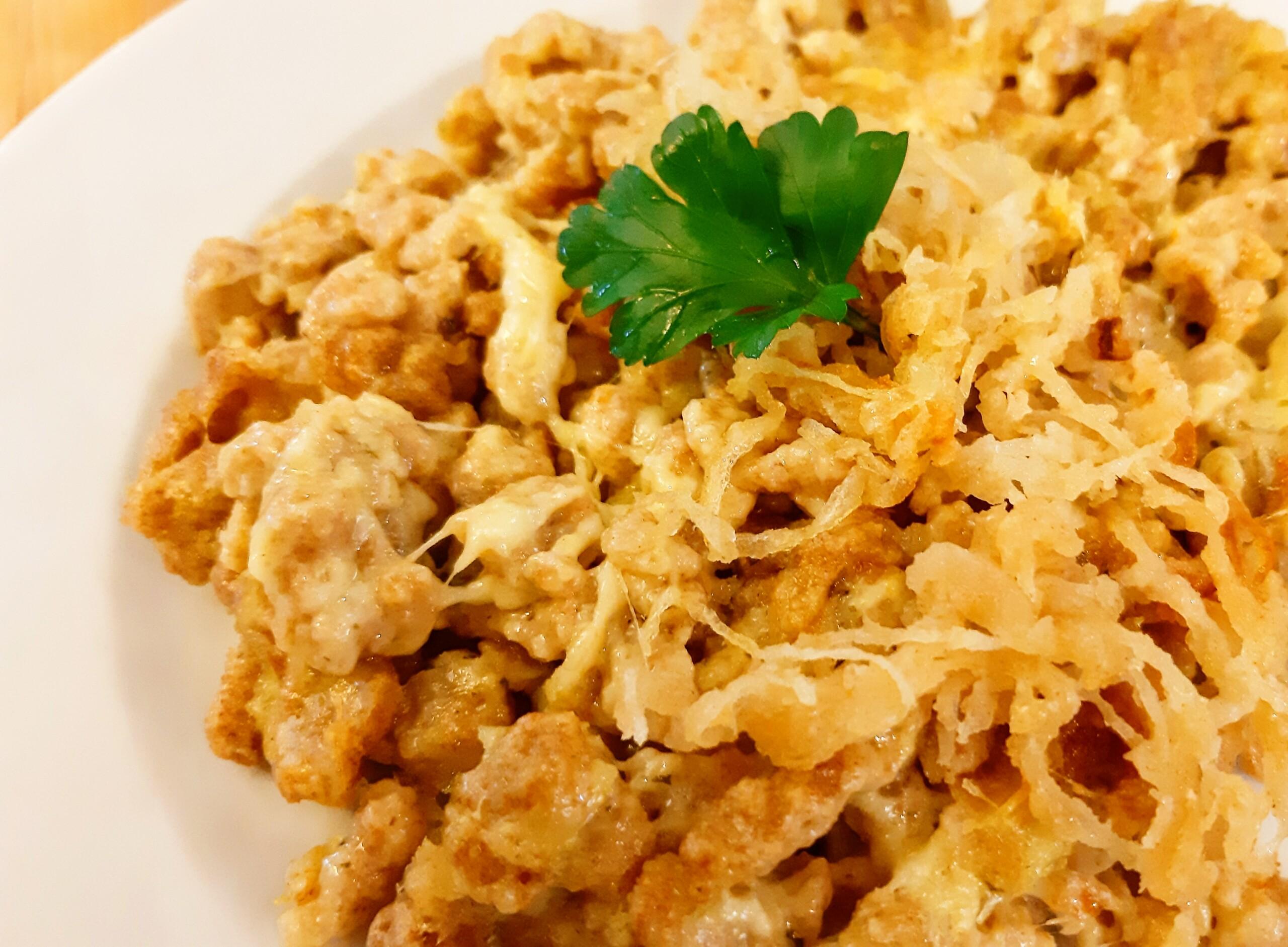 Käsespätzle Kasspatzn - Mittagstisch Mittagessen Biodelikat Bad Tölz