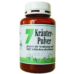 7 Kräuter-Pulver Heidelberger