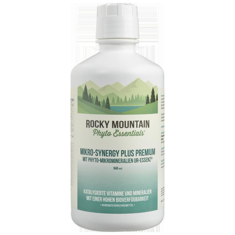 Mikro-Synergy-Plus-Premium Katalysierte Vitamine und Mineralien mit hoher Bioverfügbarkeit