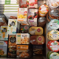 Bio Tiefkühlwaren Tiefkühlkost Biomarkt Biodelikat Bad Tölz